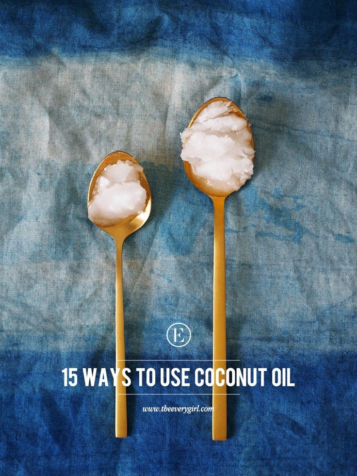15 Ways You Probably Aren't Using Coconut Oil