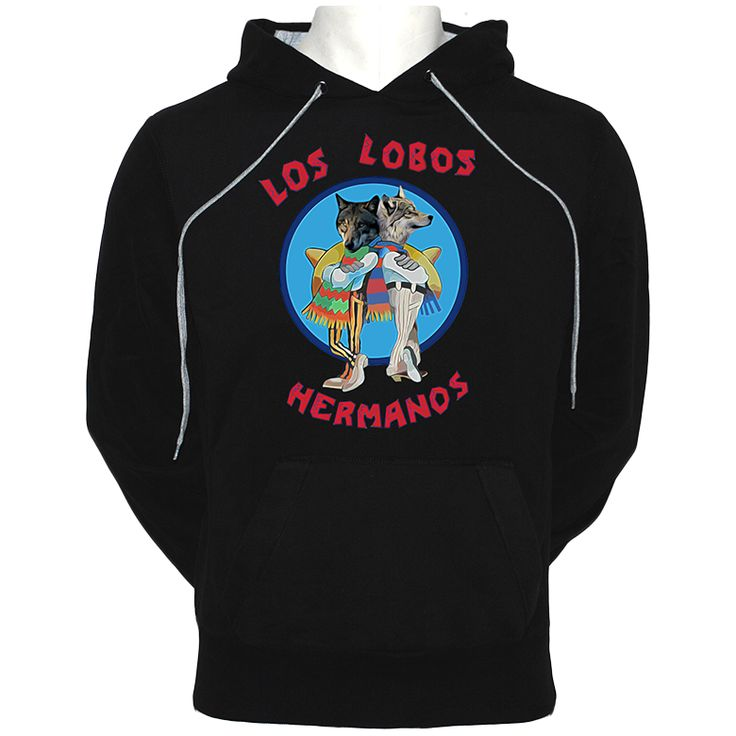 Los Lobos Hermanos Hoodie – WOLFISH WORKSHOP