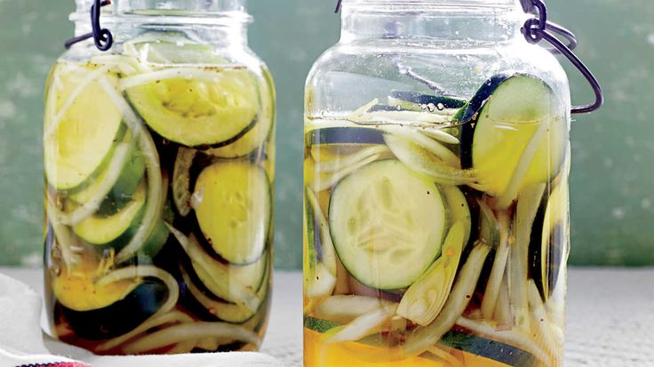 33 Southern Pickle Recipes to Relish - Southern Living - Canning pickles is a time-honored Southern tradition. Find tangy, crisp, and totally delicious toppers for everything from burgers to Bloody Marys with these easy pickle recipes.
