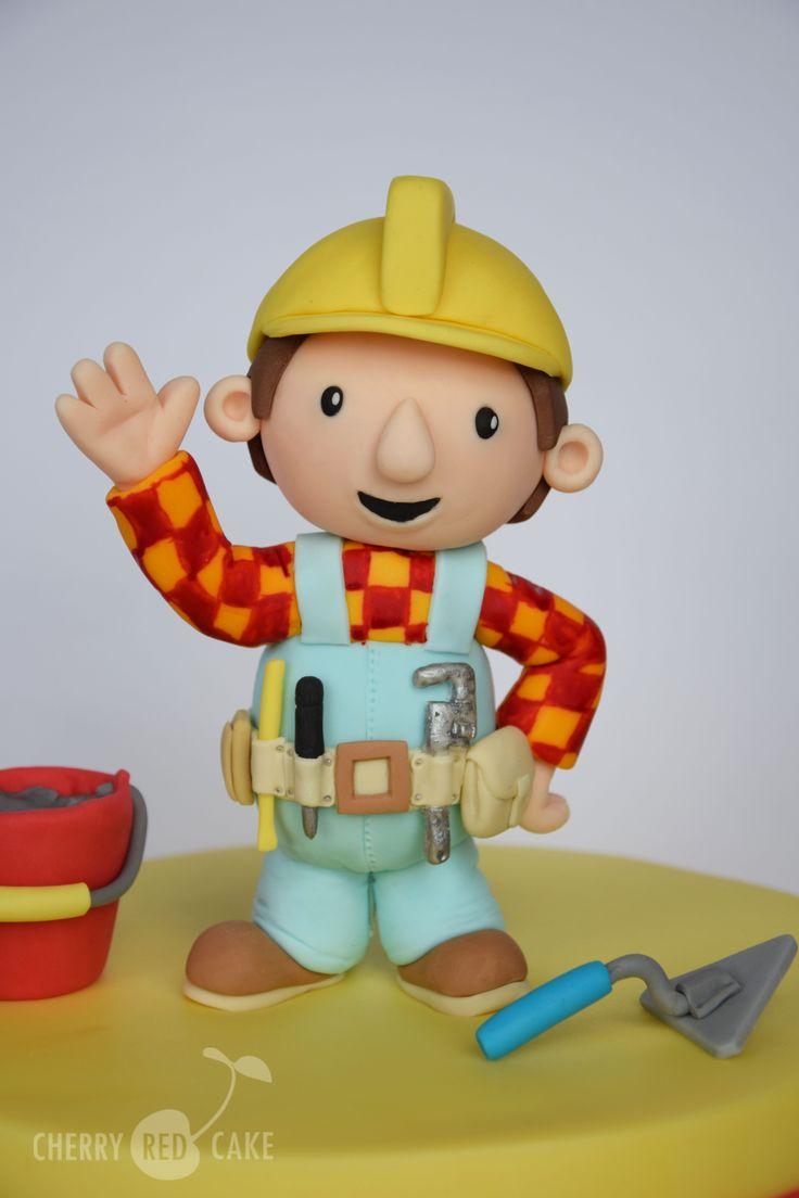 Bob The Builder Cake Decorations Sale