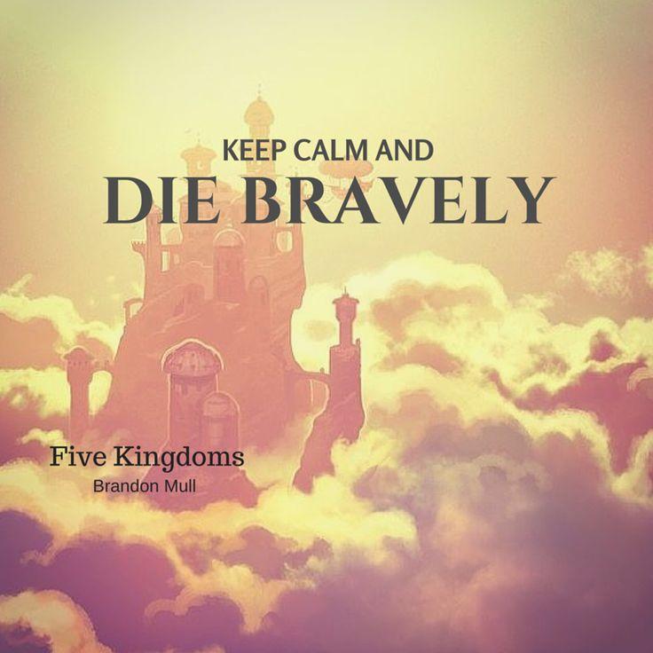 Five Kingdoms: Sky Raiders, a book series by Brandon Mull. Edit by Dierdre Keppner.