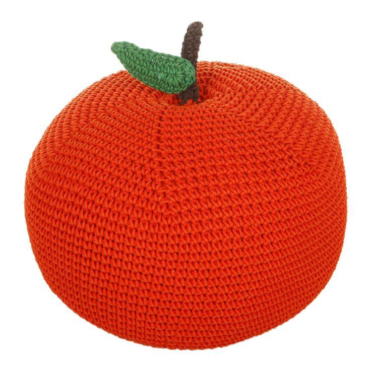Discover the Anne-Claire Petit Soft Crochet Apple - 35 x 40cm at Amara