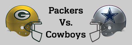 Green bay packers vs. Dallas Cowboys 12/15/2013