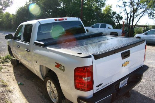 Tips on constructing a homemade bed cover for your pickup truck.