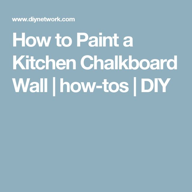 25 Amazing Chalkboard Wall Paint Ideas: Best 25+ Kitchen Chalkboard Walls Ideas On Pinterest