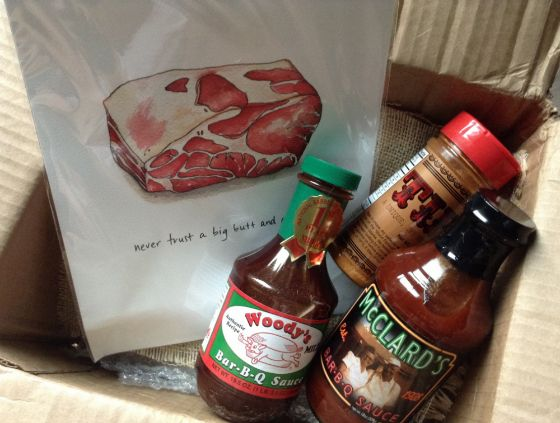 Bourbon and Boots Subscription Box Review - July 2013