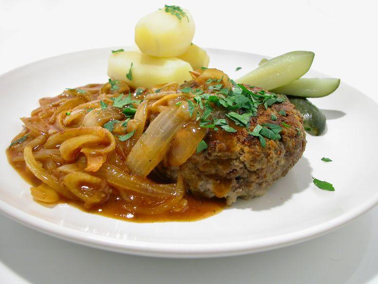 Pannbiff med löksky är en riktig tio-i-topp på listan för husmanskost. Rätten är enkel att laga och smakar fantastiskt. Här hittar du ett smarrigt recept!