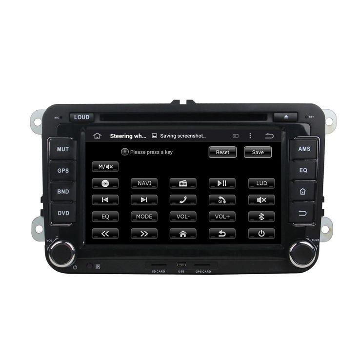 "Fit for Skoda Octavia II FABIA SUPERB Octavia III 2 3 7"" android 5.1.1 system HD 1024*600 car dvd player gps radio 3G wifi"