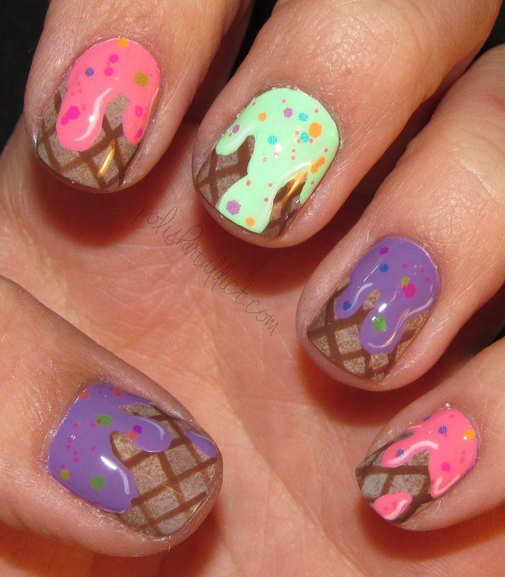 Cream Nail Art: 25+ Best Ideas About Cream Nails On Pinterest