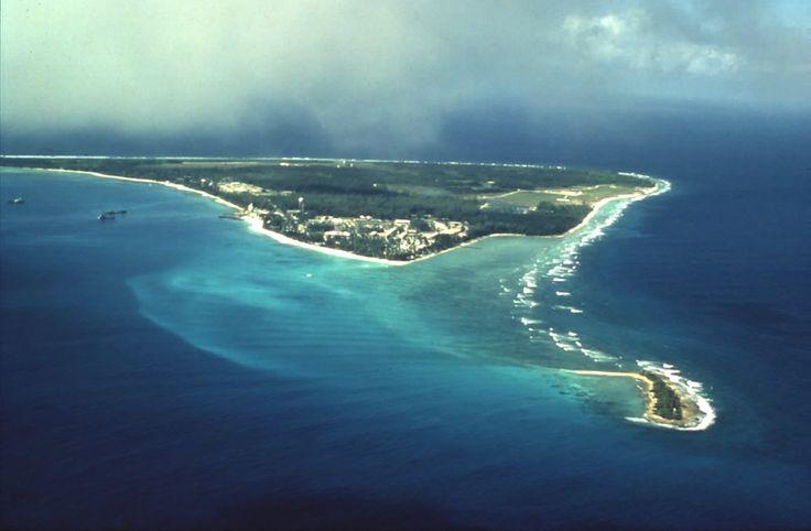 Diego Garcia, British Indian Ocean Territory ~ Love this place!