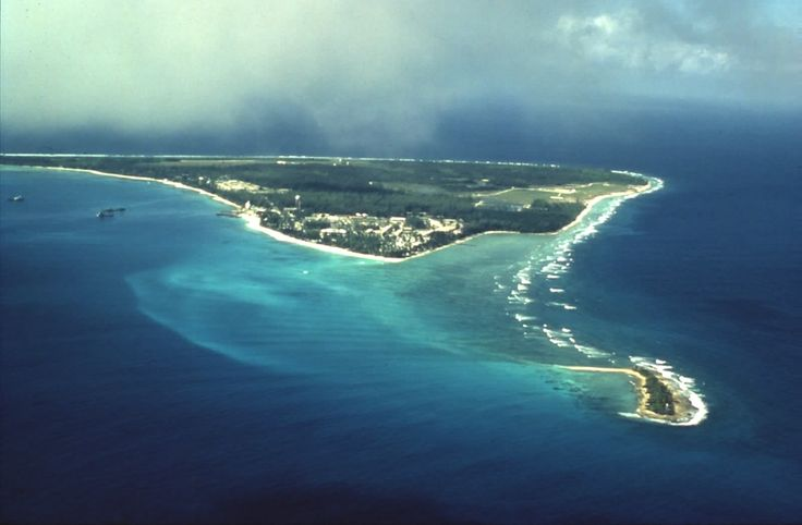 Diego Garcia, British Indian Ocean Territory ~ Love this place!