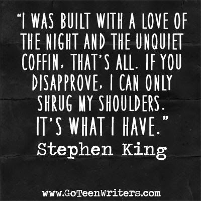 what writing is stephen king pdf
