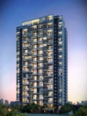 Confira a estimativa de preço, fotos e planta do edifício Duo Morumbi - Torre 1 na  em Morumbi