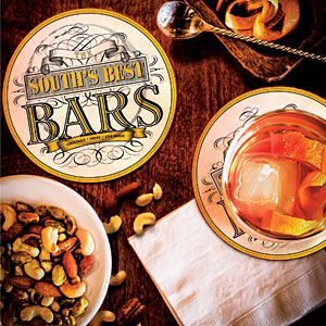 #SouthernLiving's list of the South's Best Bars include 4 bars in #Nashville! The Patterson House, Oak Bar, The Station Inn, and Lockeland Table!