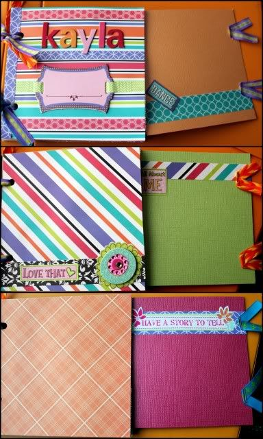 Paper Bag Scrapbook Album I have wanted to know how to make one of these for years. I can't wait to try it.