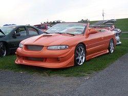 1997 Chrysler Sebring Jxi Convertible Rate Photo Avg Rating No Votes