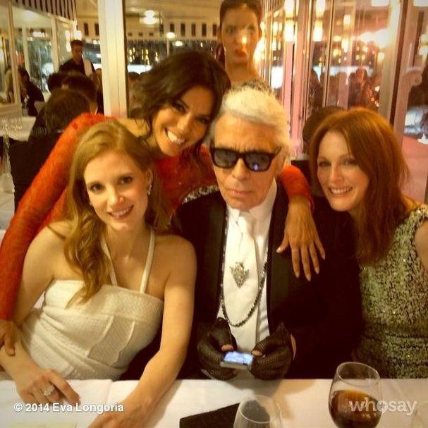 Le Festival de Cannes 2014 en coulisses avec Eva Longoria