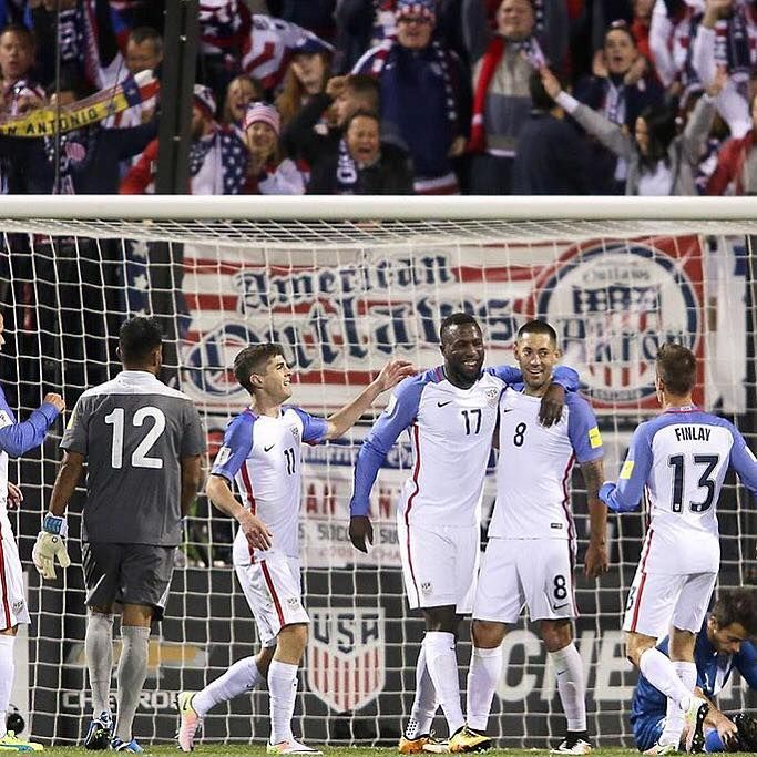 """Congratulations Jozy! 🇭🇹⚽️  """"Humbled and honored to be named player of the year on behalf of @ussoccer and @fdpradio. I'm nothing without my teammates and appreciate the support of all the #TFC and #USMNT fans. Can't wait to get back to work in 2017. Thanks again for all the support and Happy Holidays!""""  #lunionsuite #haitian #haitianamerican #haitians #soccer #jozyaltidore"""