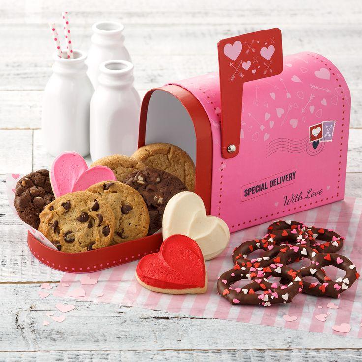 84 best mrs. fields loves valentine's day! images on pinterest, Ideas