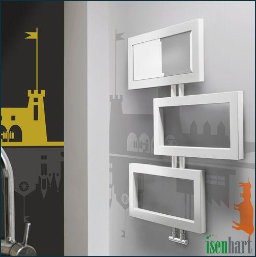 heizk rper mit spiegel qu65 hitoiro. Black Bedroom Furniture Sets. Home Design Ideas