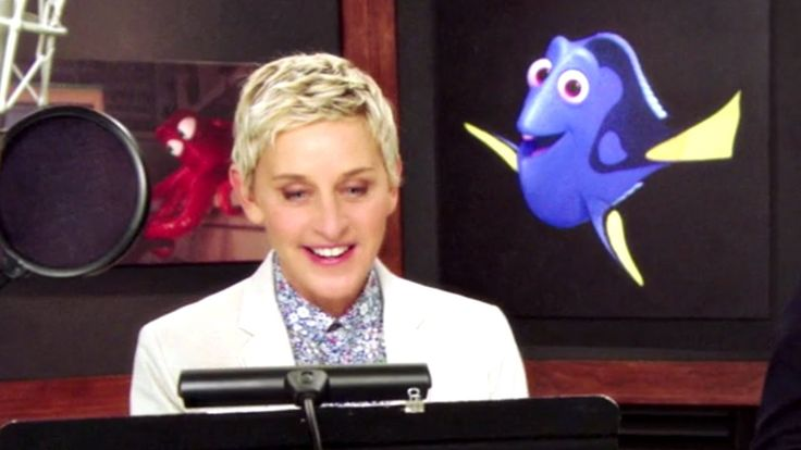 FINDING DORY Voice Cast B-roll - Behind The Scenes (2016) Disney Pixar A...