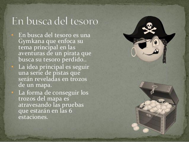 En Busca Del Tesoro Gymkana En Busca Del Tesoro Preescolar Pirata Lecciones De Lectura