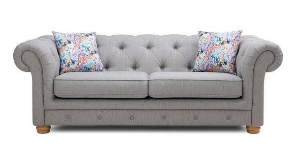 beatrice 3 seater sofa bed opera dfs interior in 2019 3 seater rh pinterest com