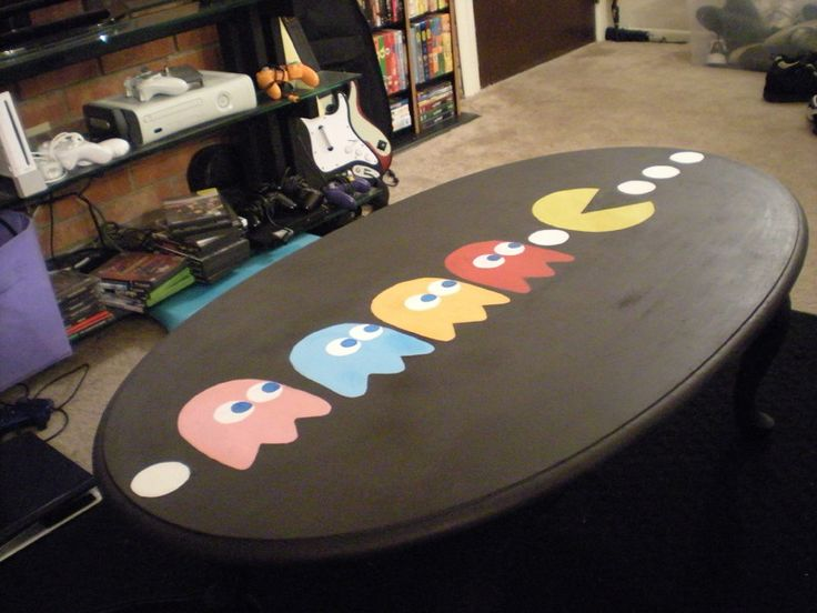Seriously considering do this to our table.