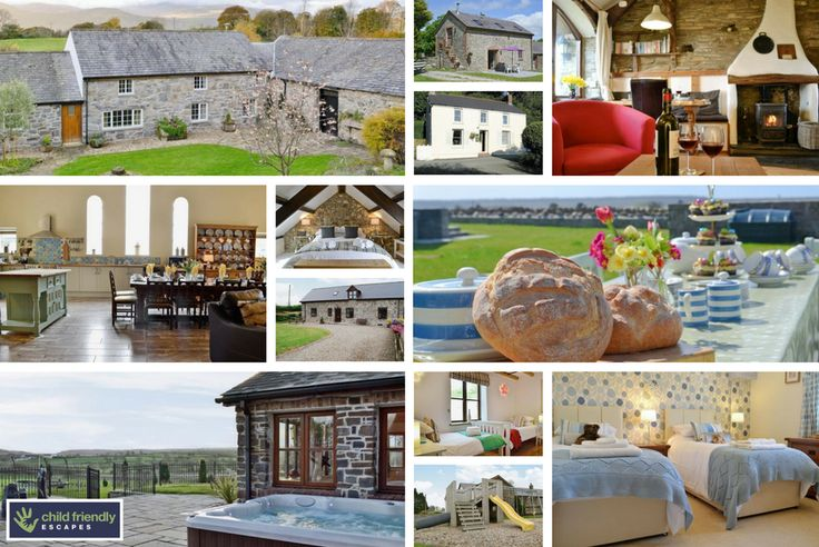 Top 10 cottages in Wales