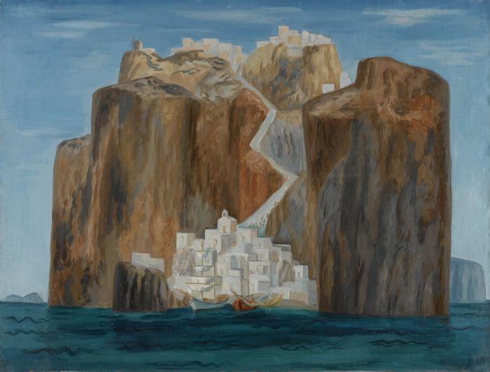 Στέρης Γεράσιμος-Santorini