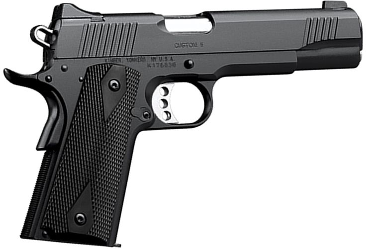Kimber 1911 Custom II .45 ACP  Find our speedloader now!  http://www.amazon.com/shops/raeind