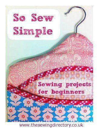 Научитесь шить - простые учебники по шитью