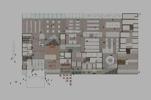 massimo dicecca, Luca Porqueddu · Bauhaus Museum Dessau