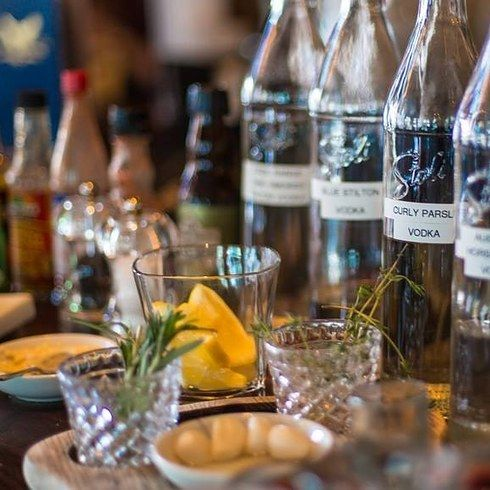 Another insitution of London - the bottomless brunch! Here is a list of a few