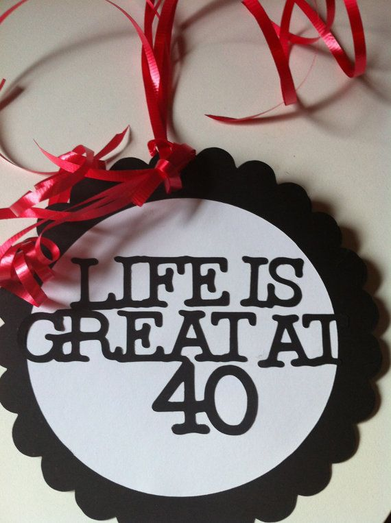40th birthday decorations double sided party danglers for 40th birthday decoration