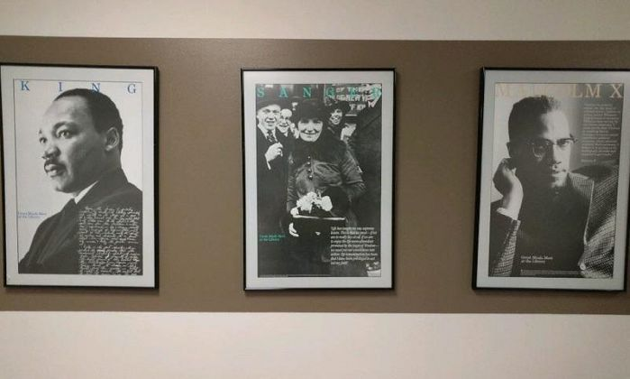 University Removes Poster Honoring Planned Parenthood Founder Margaret Sanger After Pro-Life Students Protest   LifeNews.com