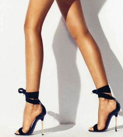 Why I run: to wear Tom Ford shoes like this and legs to show them off!
