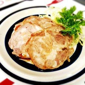 レンジで簡単*小間切れ肉でチャーシュー by chiibubu [クックパッド] 簡単おいしいみんなのレシピが260万品