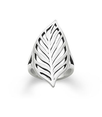 Open Leaf Ring | James Avery
