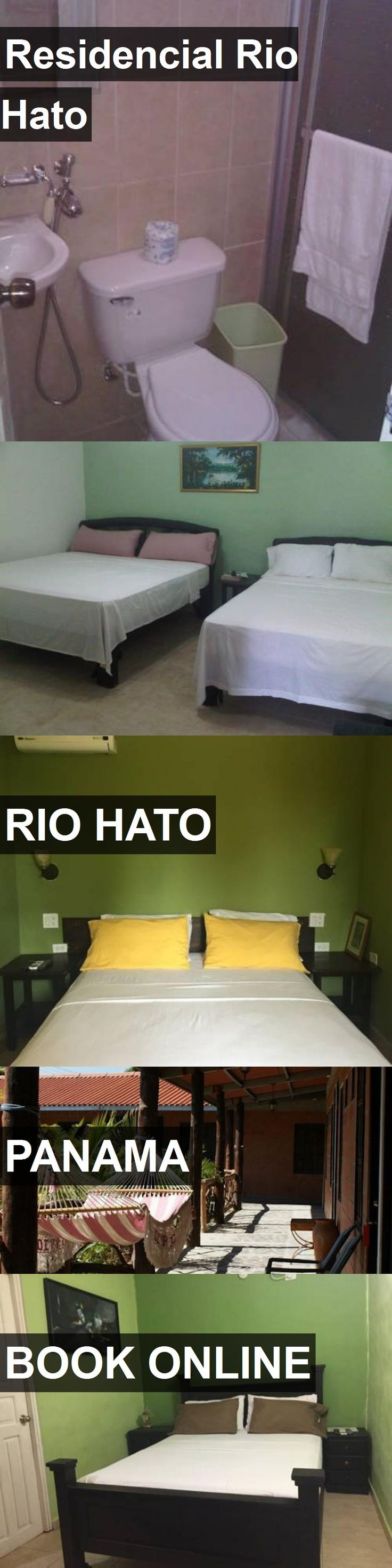 Hotel Residencial Rio Hato in Rio Hato, Panama. For more information, photos, reviews and best prices please follow the link. #Panama #RioHato #travel #vacation #hotel