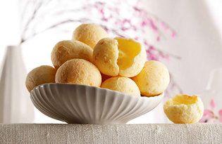 NYT Cooking: Brazilian Cheese Puffs (Pao de Queijo)