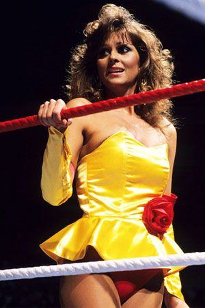 Behind The Titantron | The Death of Miss Elizabeth ...