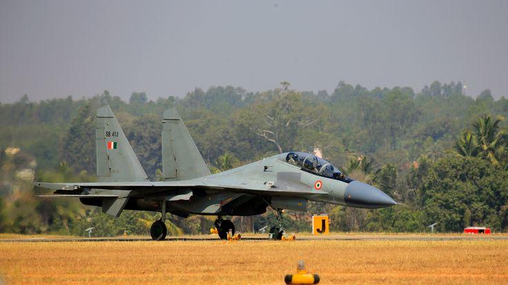 Indian Airforce Sukhoi 30 MKI by Vishwa Kiran on 500px