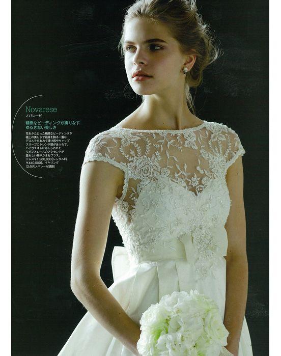 #NOVARESE #25ansウエディング #wedding #dress #flower #wedding dress #Mira Zwillinger #chloe #ノバレーゼ #ウエディング #ウエディングドレス #ミラ・ズウィリンガー #クロエ