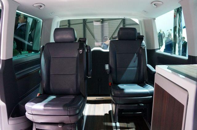 Genève 2014 live : Volkswagen Multivan Alltrack