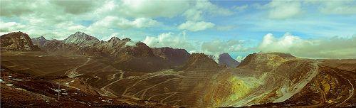 Grasberg Surface Mine