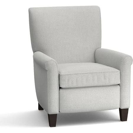 Pottery Barn.........Irving Upholstered Recliner without Nailheads  sc 1 st  Pinterest & Best 25+ Pottery barn recliner ideas on Pinterest | Pottery barn ... islam-shia.org