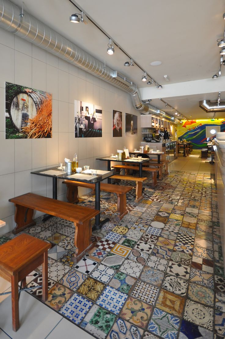 Franco Manca Cafe DesignShop Interior DesignBakery DesignMalta