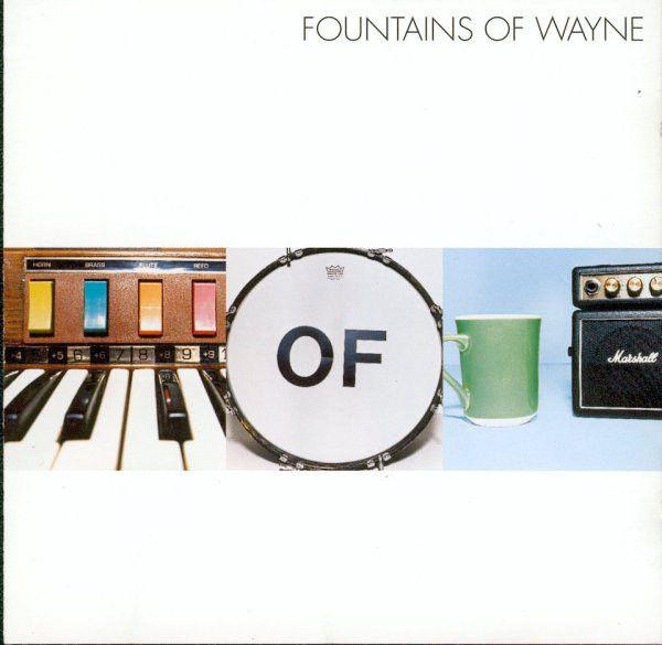 Fountains Of Wayne - Fountains Of Wayne (CD, Album) at Discogs