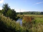 The River Churnet, Most of the town is at or above 600 feet (180 m) and is surrounded by the even higher countryside of the Staffordshire Moorlands which is situated on the southern uplands of the Pennines.